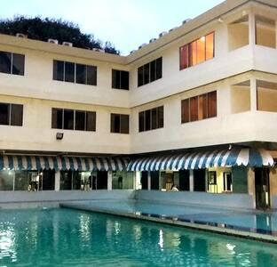 Superior King Room @ Siantar Hotel Pematangsiantar