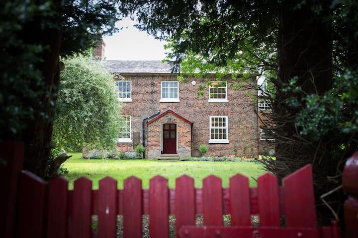 Stock Farmhouse by Tatton Stays