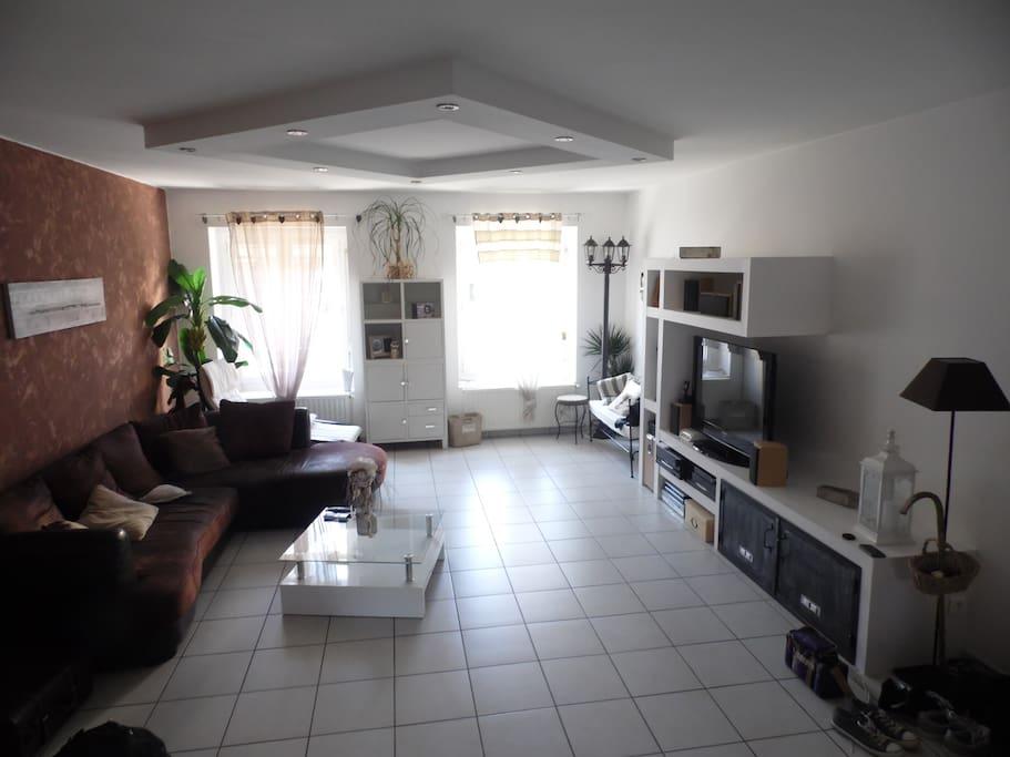 Chambre 12m2 dans appartement 110 m2 avec terrasse for Prix cuisine 12m2