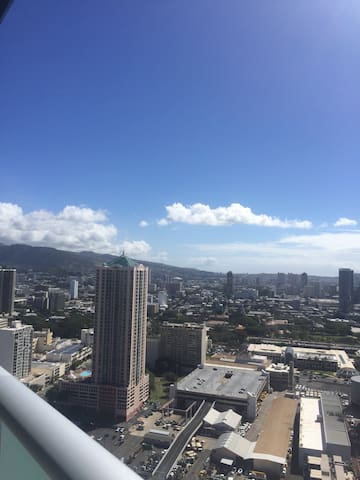 Beautifully *newly* built condo, 1 bedroom - Honolulu - Lägenhet