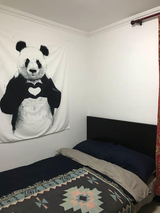 1.2*2m 单人床;1.2*2m bed