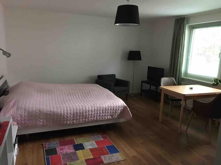 Spacious room near Hannover Messe