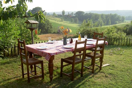 Farmhouse with stunning views! - Vazerac - Vila