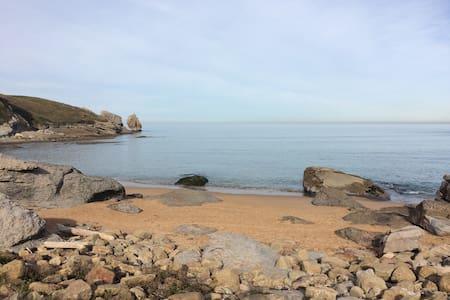 Casita con encanto cerca de playas - Miengo - Rumah