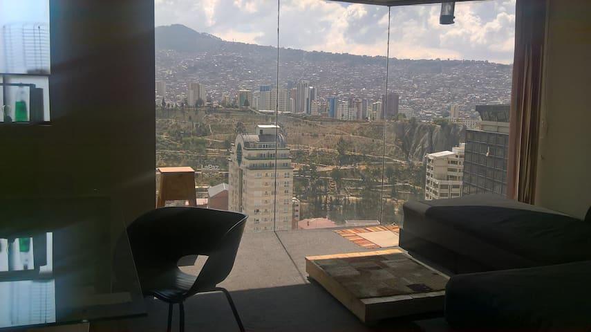 Apartament for travel groups La Paz city center