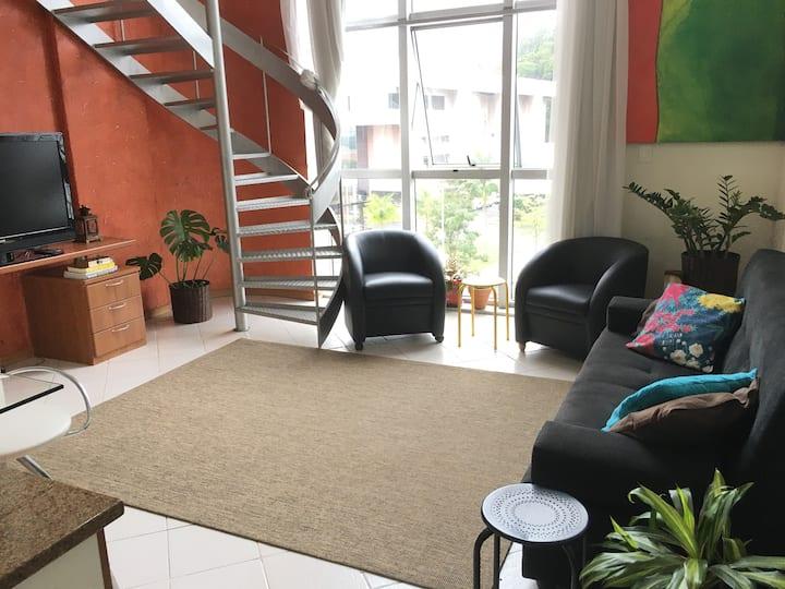 Apartamento/Loft exclusivo