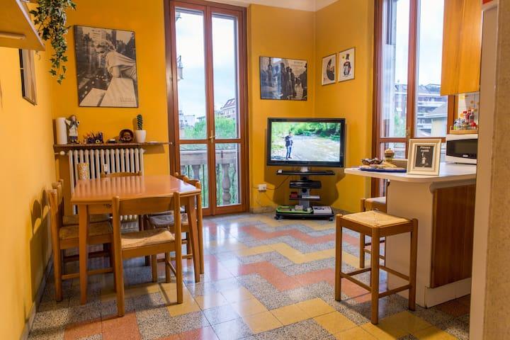 Nice Apartment in Milan (near Garibaldi Station)