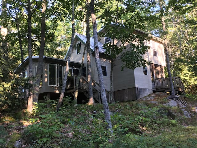 Les Arbres - Rustic Cottage in Phippsburg!