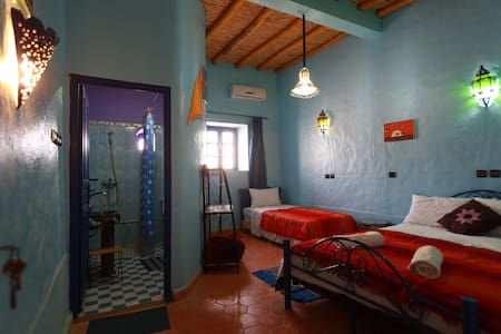 Private double Room with breakfast - Merzouga - Bed & Breakfast