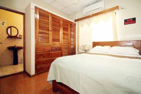 Room w/ Private Bath - Salvoconducto Provided
