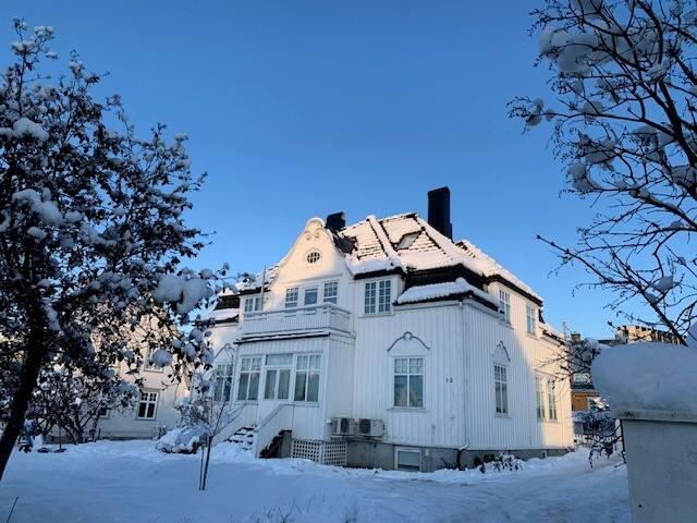 Hyggelig leilighet i Lillehammer sentrum