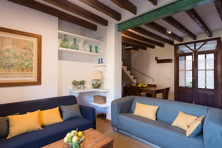 MIRAVILA, COSY TRADITIONAL HOUSE IN VALLDEMOSSA