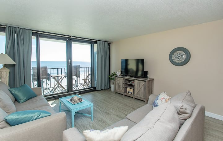 Oceanfront - 2 Bedroom 2 Bathroom - Murrells Inlet