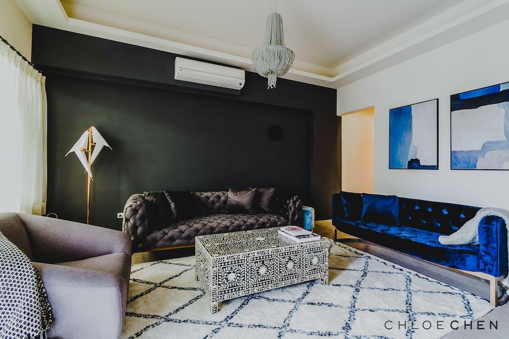 一樓客廳/Living Room