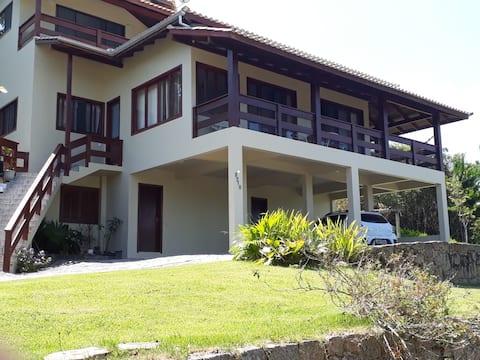 Casa completa-Gov.Celso Ramos/Baia do Golfinhos SC
