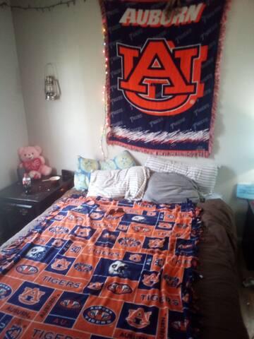 Nice bedroom in a quiet neighborhood
