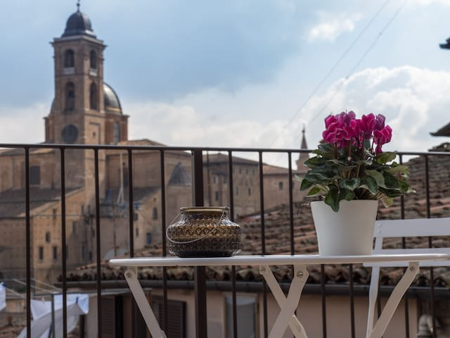 La Terrazza Su Urbino Apartments For Rent In Urbino