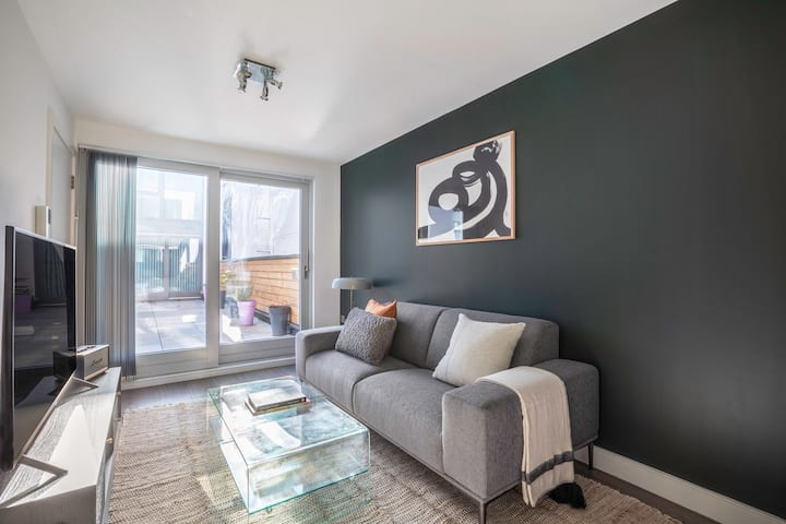 Modern Bloomsbury 1BR, 10 mins to King's Cross station, by Blueground
