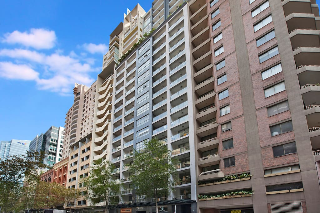 Centre of cbd with own bedroom appartements louer - Appartement circulaire sydney en australie ...