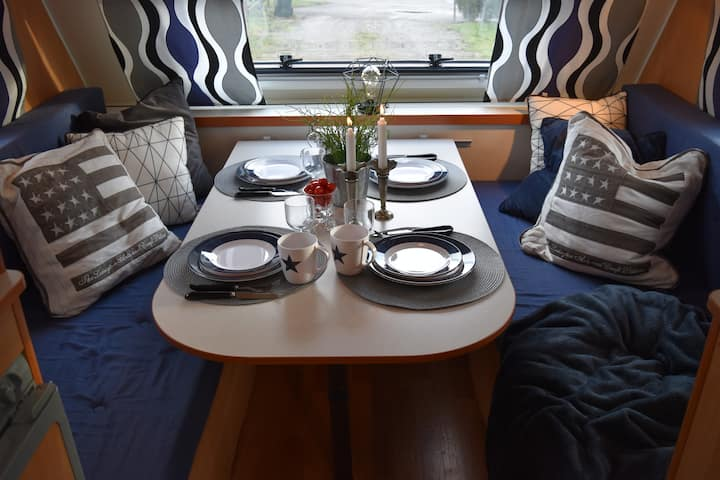 Cozy Modern Camper