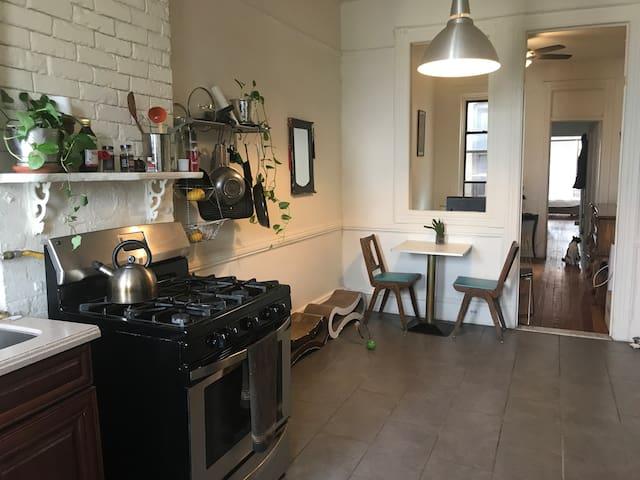 Gorgeous flat in vibrant Bushwick