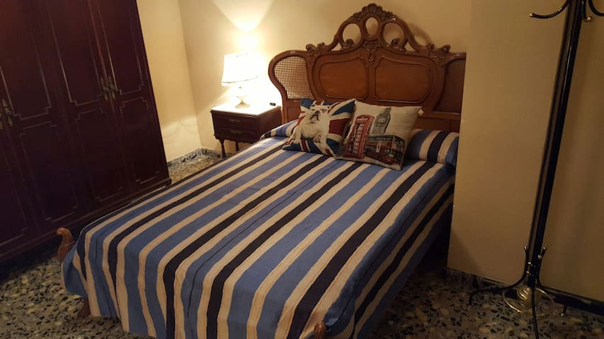 Habitaciones 5 minuto de la playa . - Alicante - Apartment