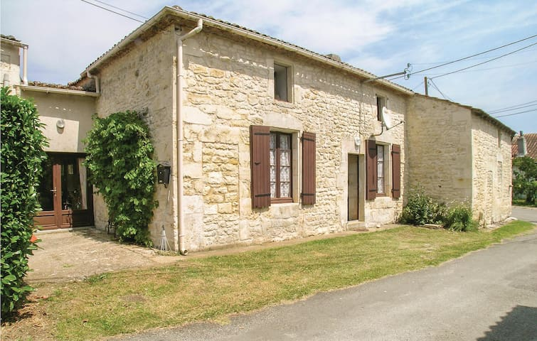 Semi-Detached with 3 bedrooms on 125m² in Gemozac