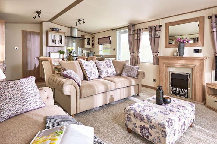 Craig Tara luxury Static Home Ayrshire