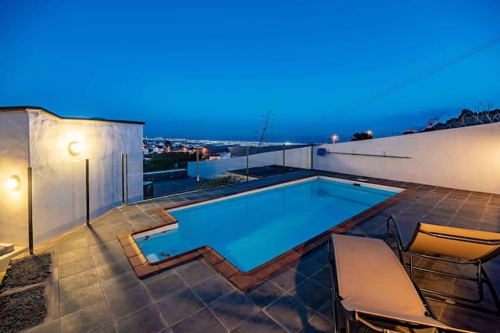 Villa espectacular
