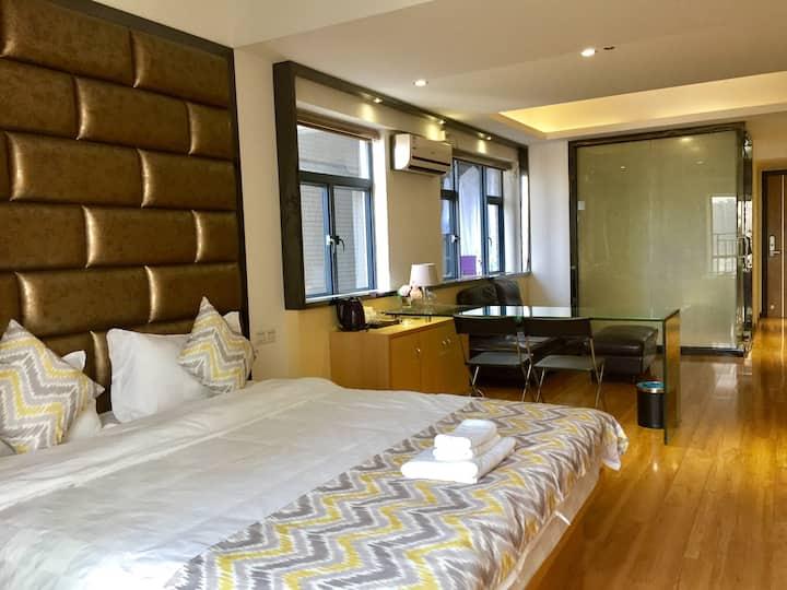 中国广东省中山市东区利和 Lihe service apartment