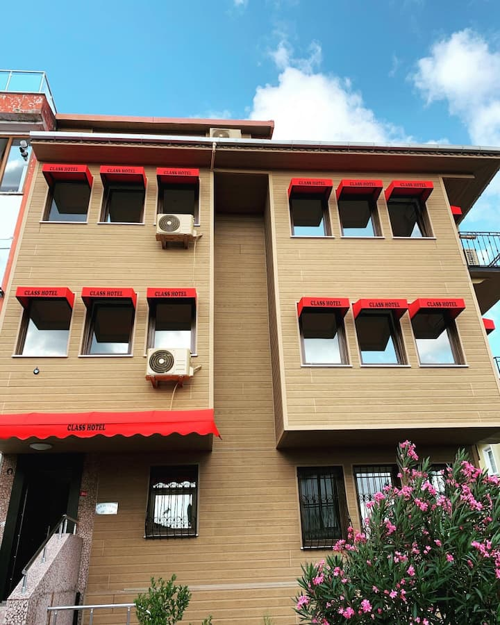 Class Hotel Bosphorus