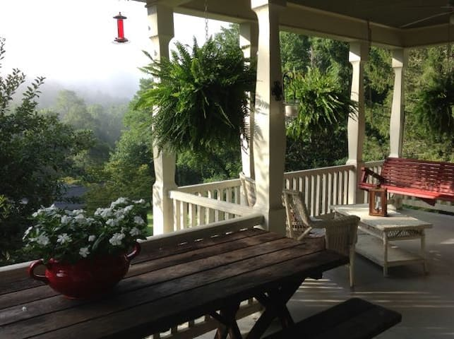 Relaxed Historic Montreat Home. BDRM # 1