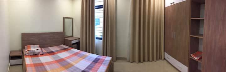 1 BR, 50m2 apartment at Hai Phong city for rent
