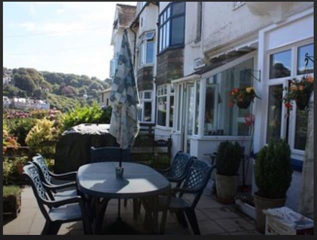 Tidal Waters holiday apartment - West Looe - Flat