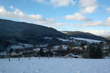 Eifel rustig en natuurlijk logeren - Zendscheid