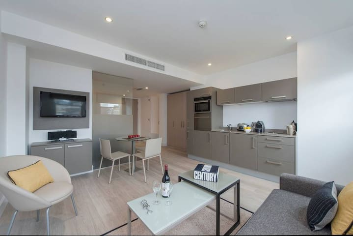 One Bedroom Suite at The Rosebery