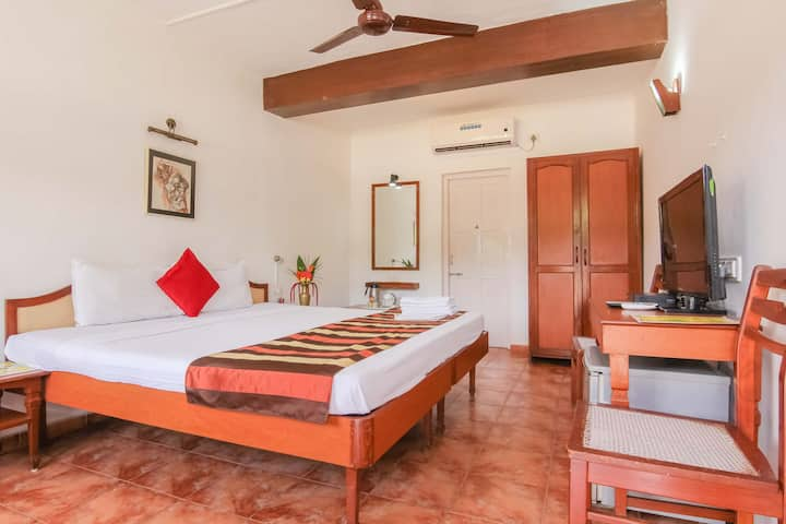 Premium  River Facing Rooms at Baga Goa
