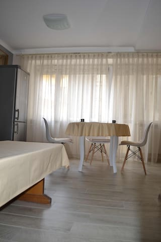 Гостинная-студио