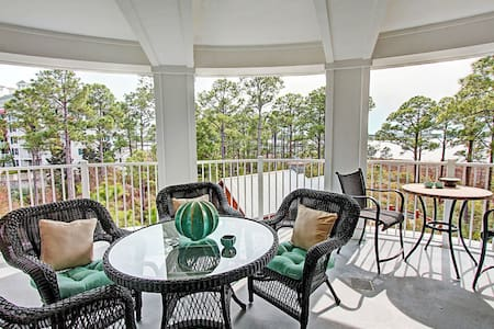 Bahia 4302-2BR/2BA-$135/Nt thru Winter!  -RealJoy Fun Pass* BayViews - Miramar Beach