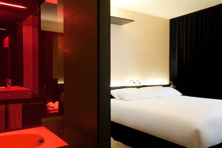 Axel Superior Room at Axel Hotel Berlin