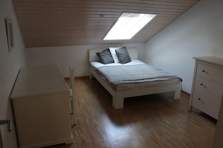 5 minutes from Montreux - private room - Villeneuve - Apartment