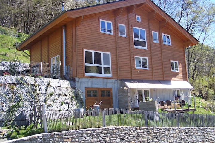 Appartment in the Mountains - S. Antonio-Melera - Huoneisto