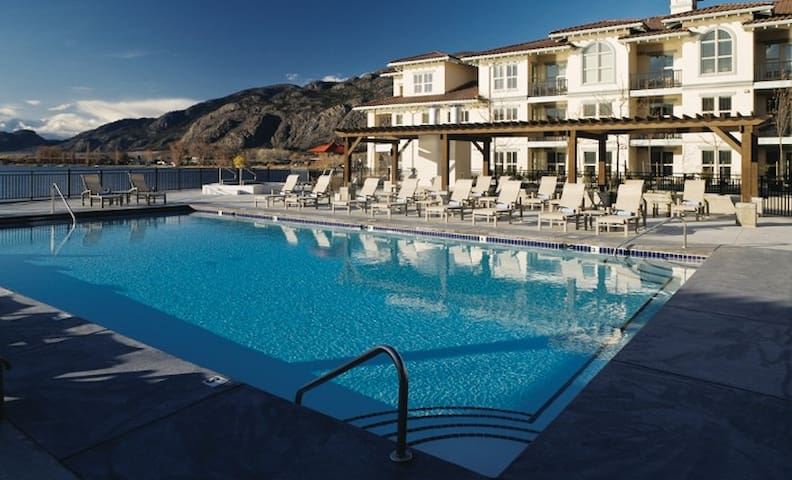 Gorgeous 2 Bedroom Lakeview Condo in Osoyoos - Osoyoos - (ไม่ทราบ)