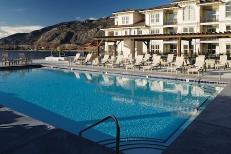 Gorgeous 2 Bedroom Lakeview Condo in Osoyoos - Osoyoos