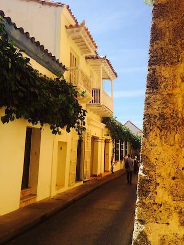 Apartamento Centro Historico - Cartagena - Daire