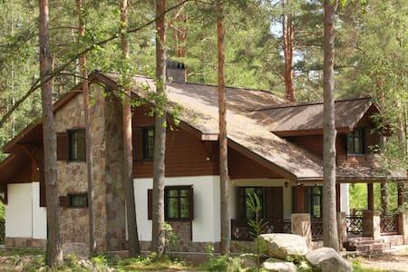Chalet Ray Holiday Home - Krasnoflotskoye
