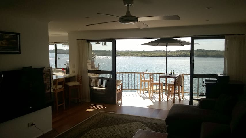 Maroochy River + more at your door - Maroochydore - Apartamento