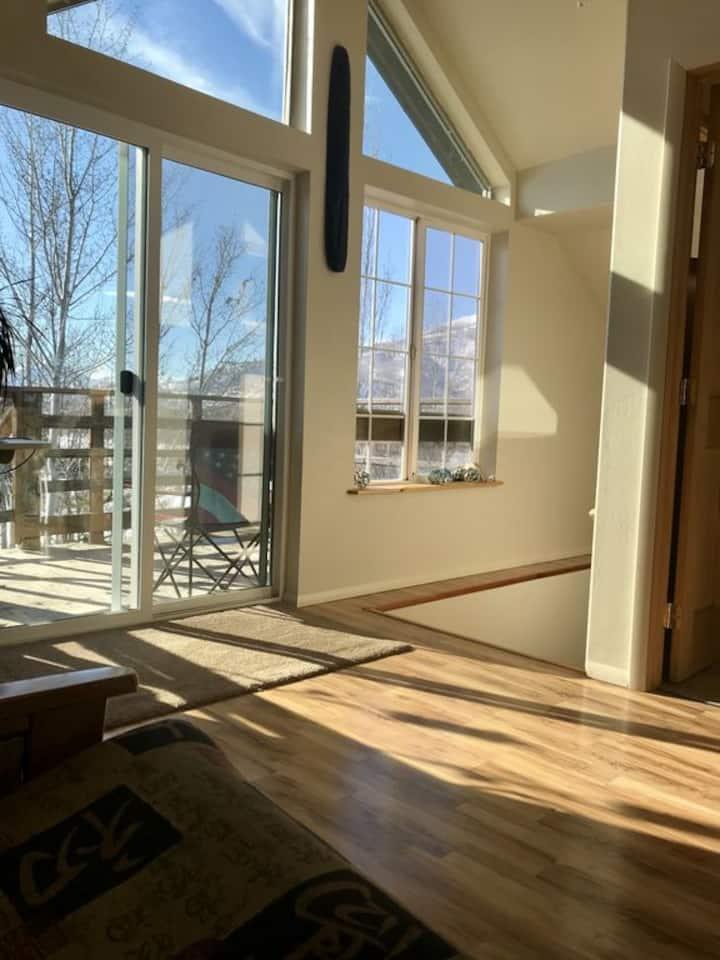 Quiet Mountain Studio Apartment in Midway Utah