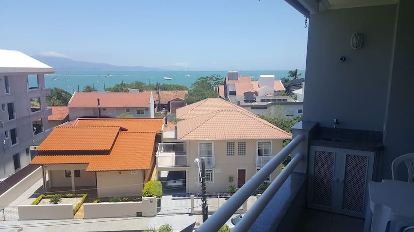 Charmoso Apto com vista para o mar - Florianópolis - Appartamento