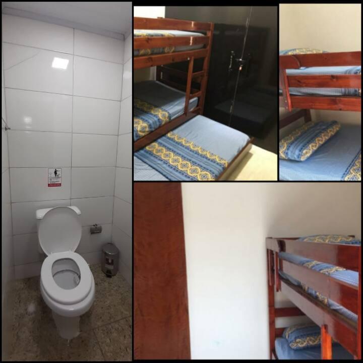 Recanto bellamar pousada e hostel 4